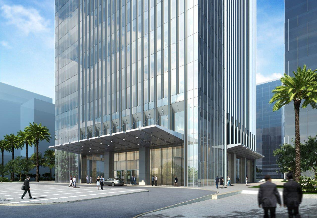 Poly Business Tower Shunde