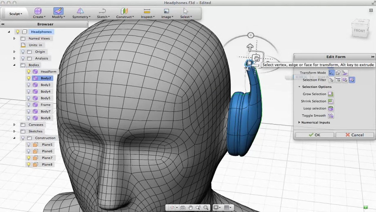 Autodesk Fusion 360: 3D CAD in the Cloud