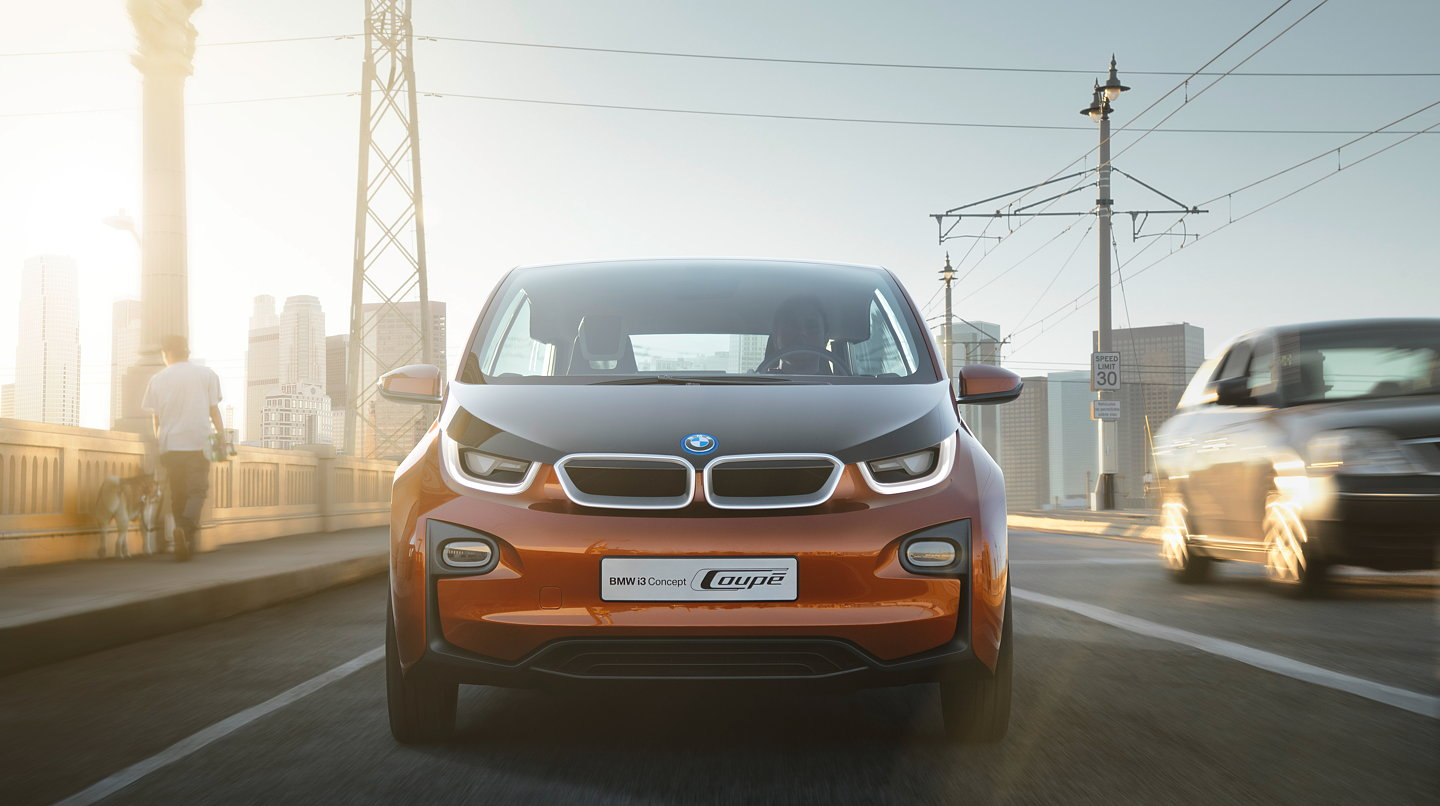 BMW I3 Concept Coupe 06 ...