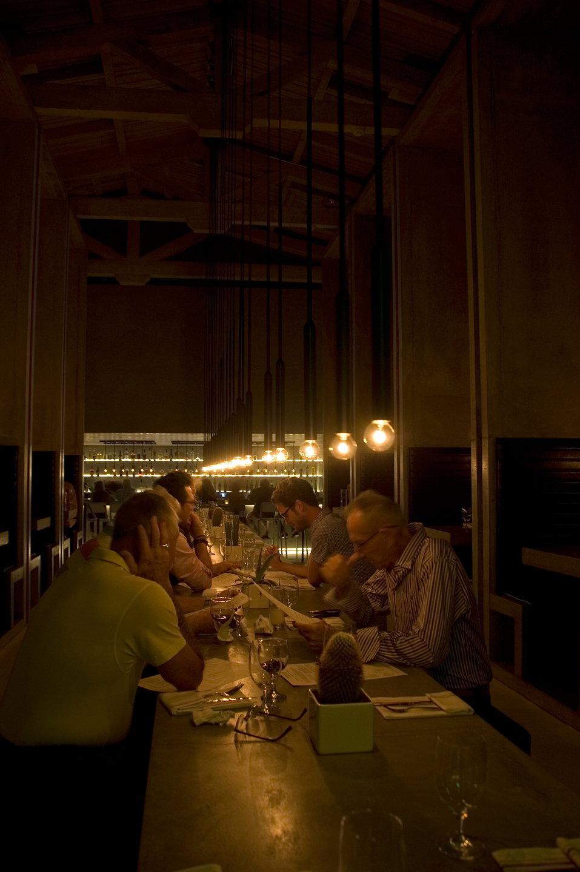 restaurant bar lighting. delighful bar workshop kitchen and bar lighting by pslab 05 and restaurant i