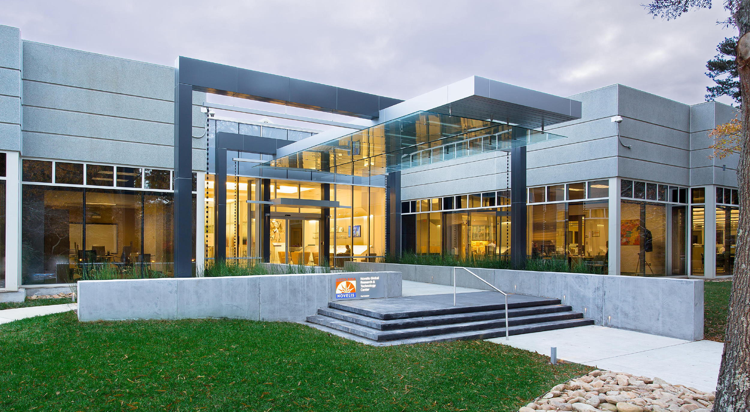 Novelis New Global Research and Technology Center
