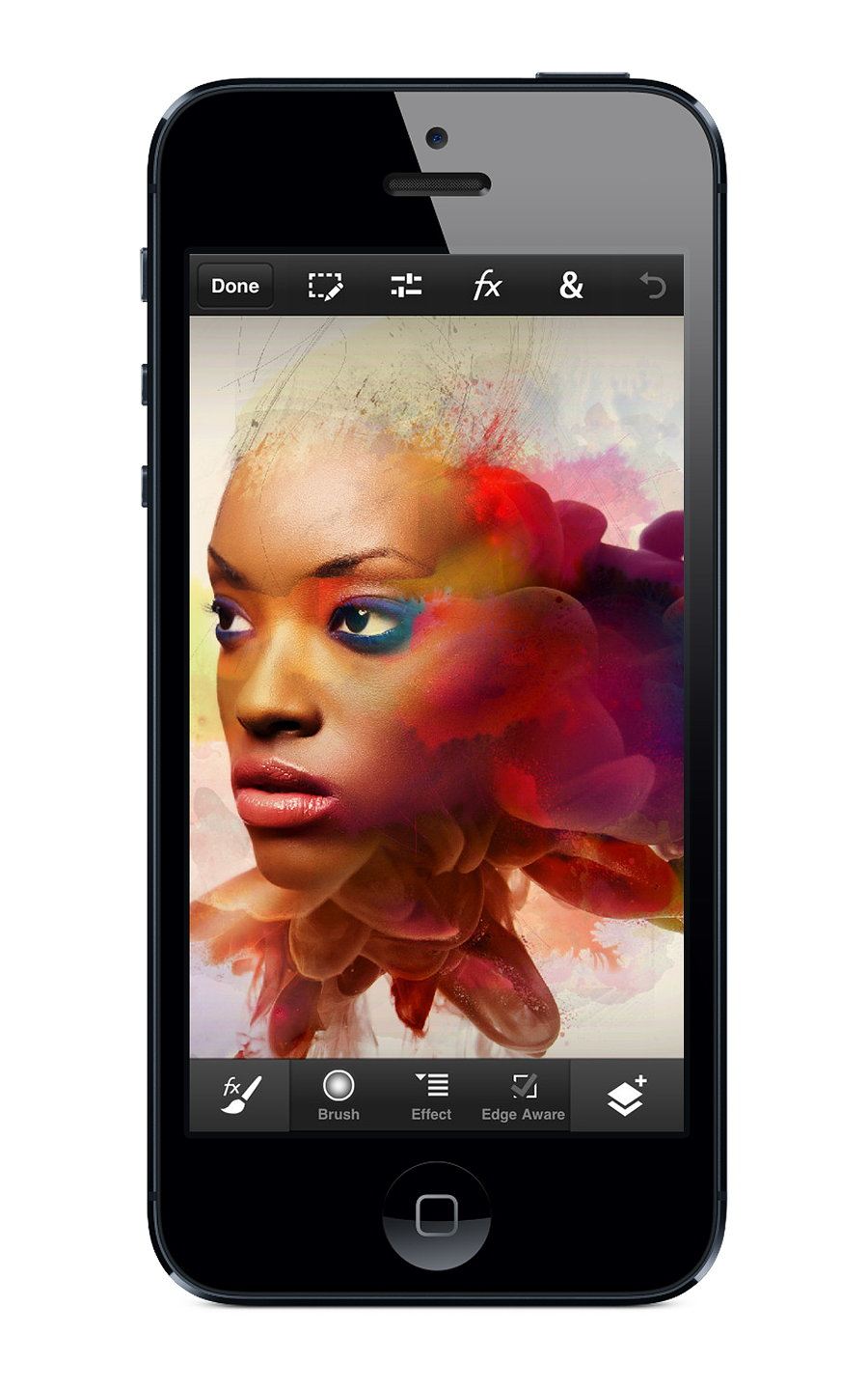 Photoshop Touch for smartphones and tablets