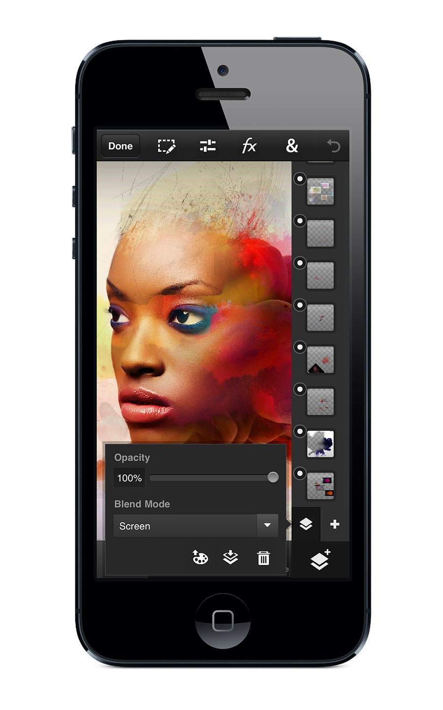 Photoshop Touch for Android and iOS Phones