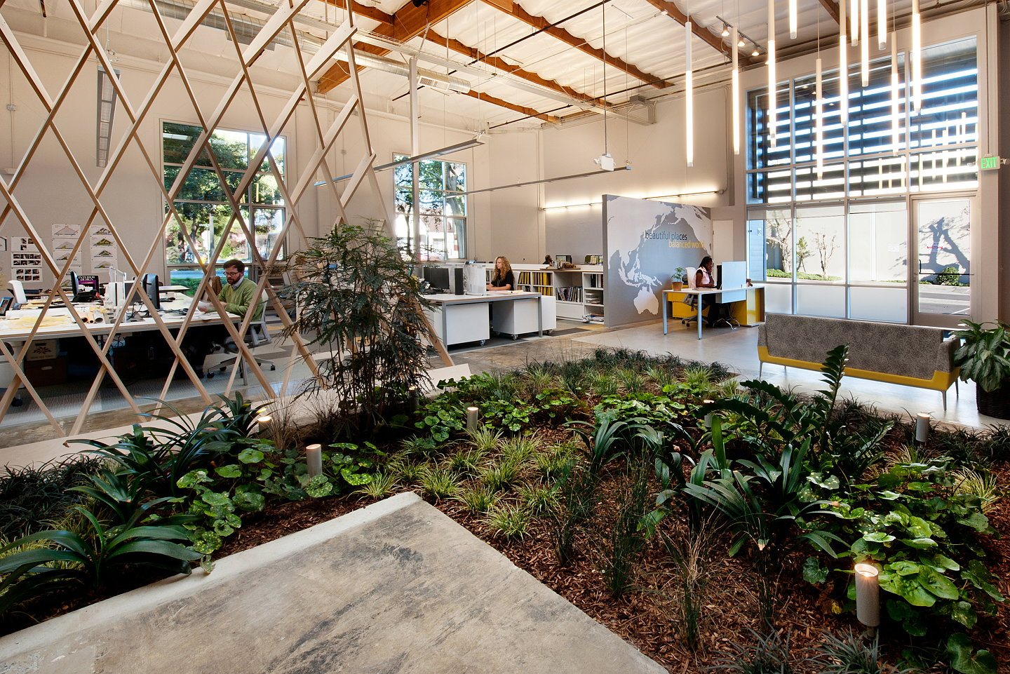 Cuningham group architecture unveils new los angeles area office
