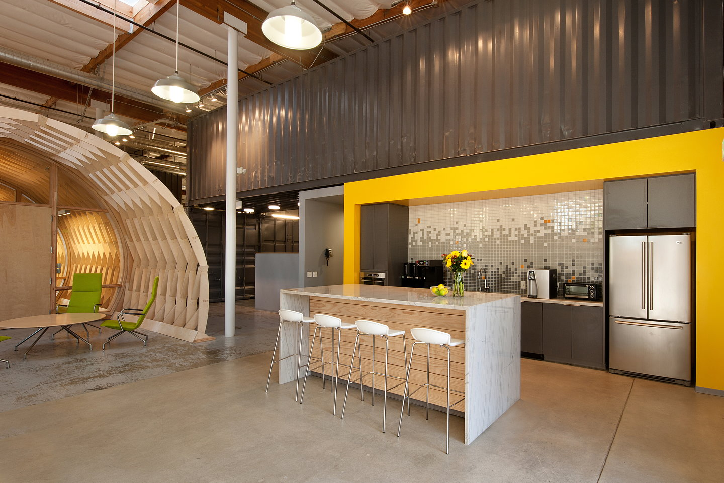 Cuningham Group Architecture Unveils New Los Angeles-Area Office