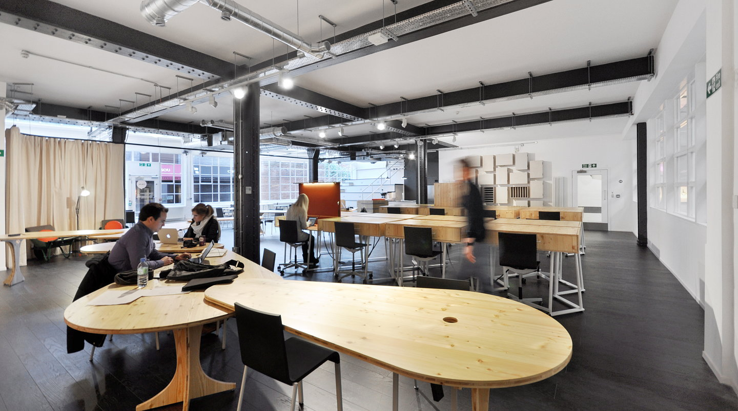 tilt designs two new club workspaces in london