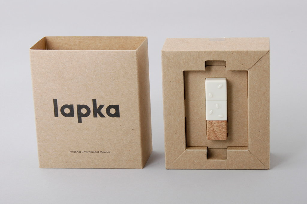 lapka packaging by burgopak