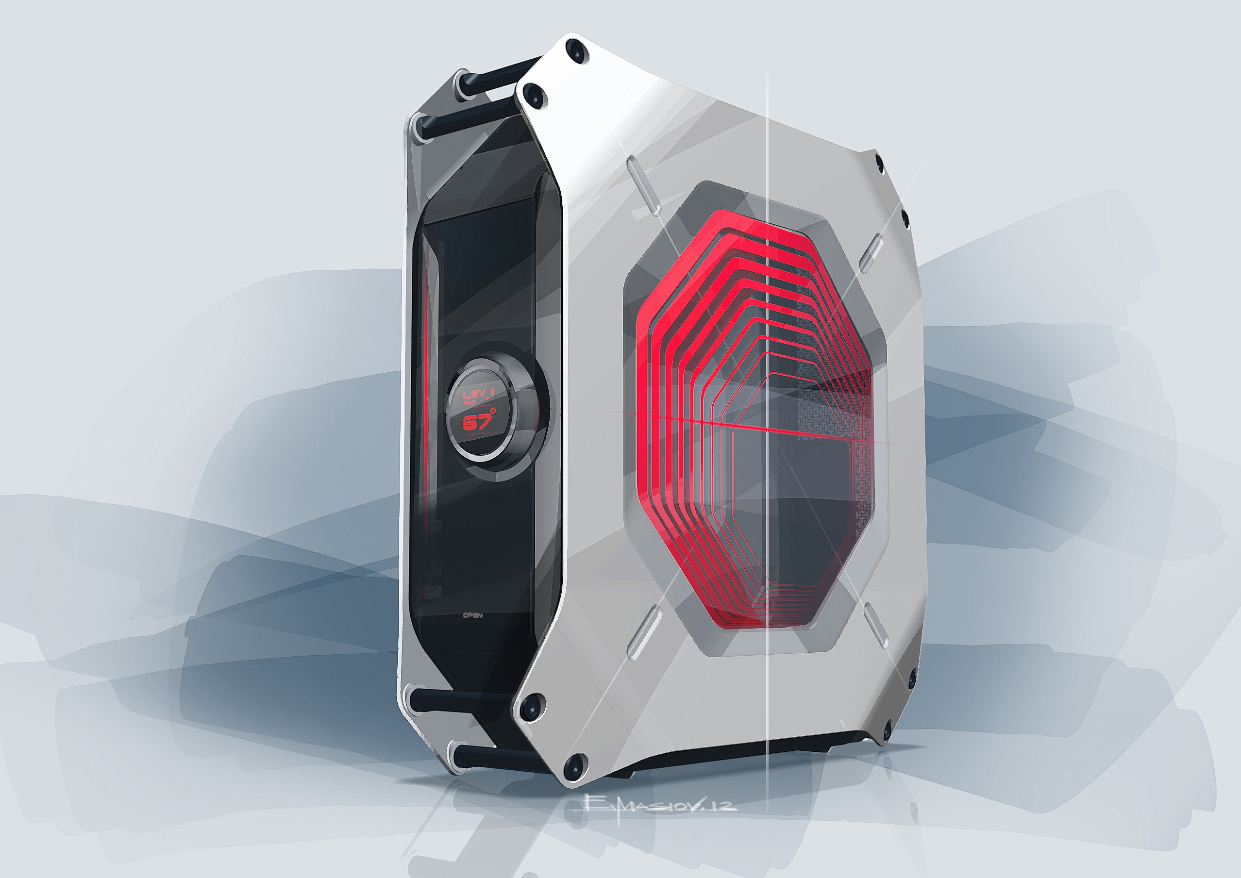 ASRock M8 Compact Gaming PC