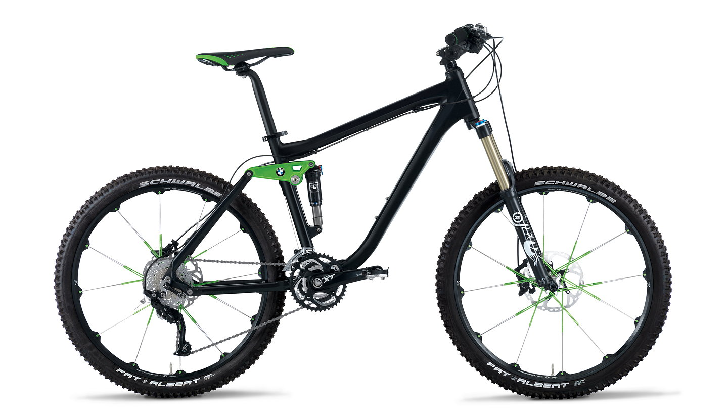 2013 Bmw Mountainbike All Mountain And Bmw Cruise Bike Junior