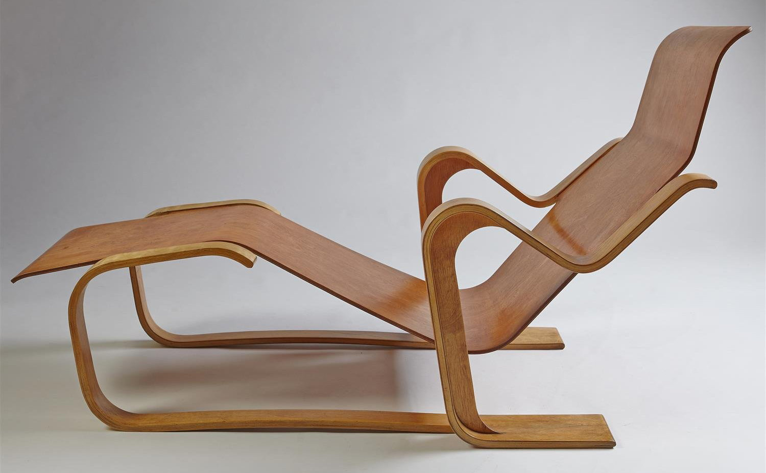 Breuer 1936 Long Chair for Isokon