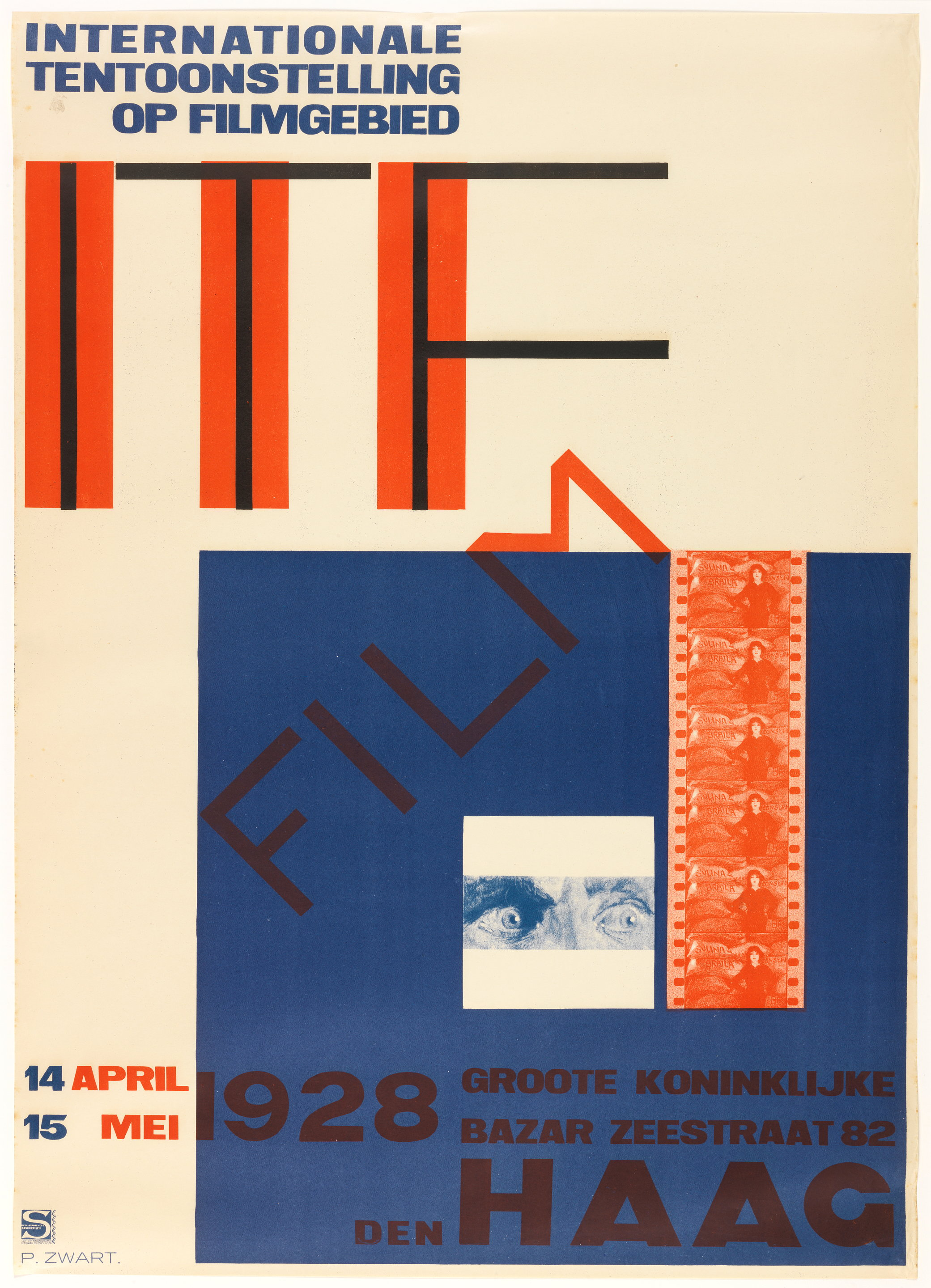 ITF International Exhibition of Film Poster