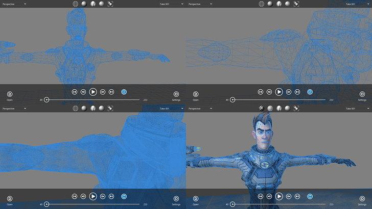 Autodesk FBX Review: Free App for Reviewing 3D Entertainment