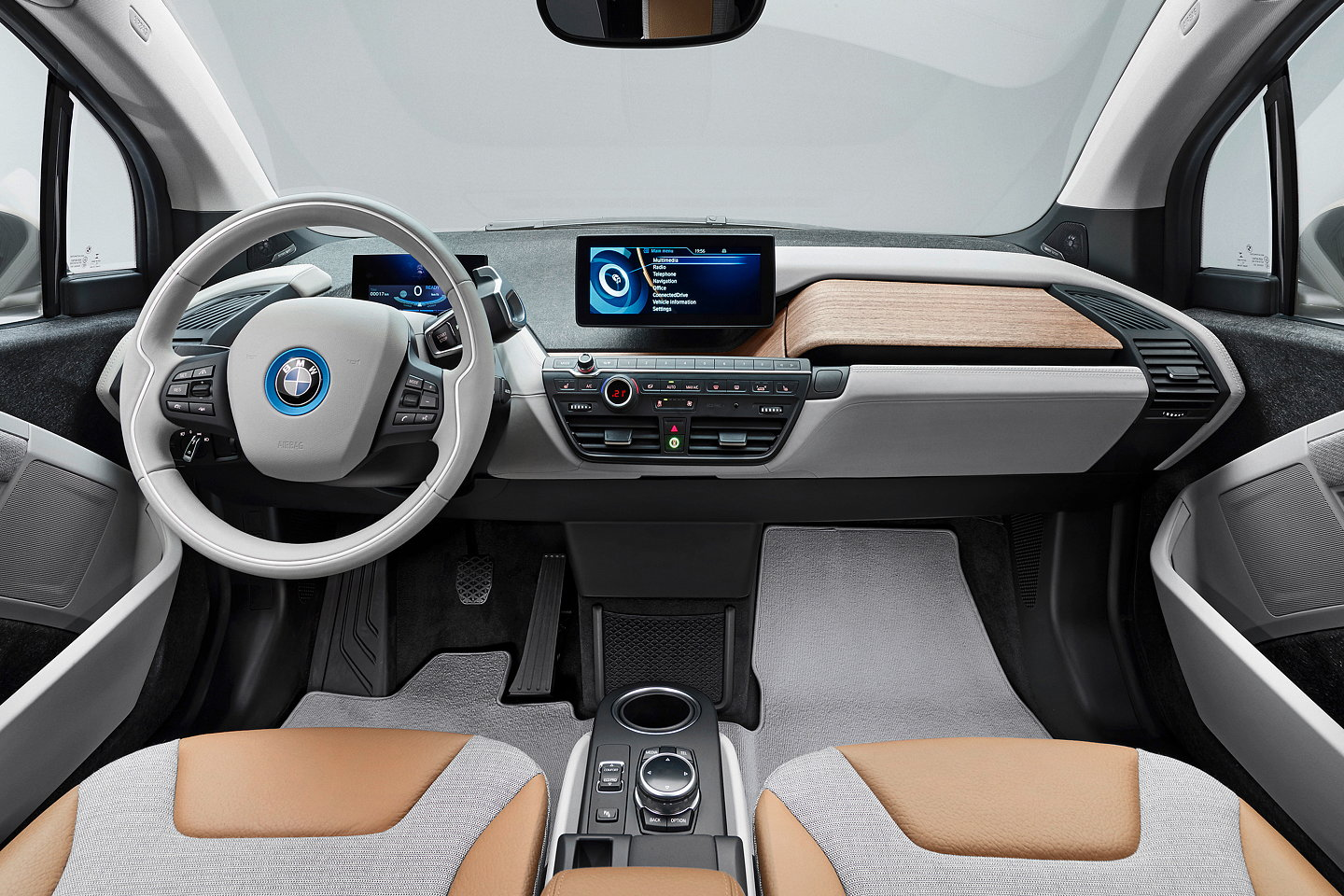 bmw launches i3