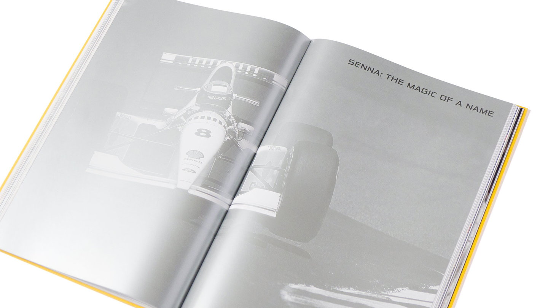 thomas manss & company designs mclaren - 50 years of racing