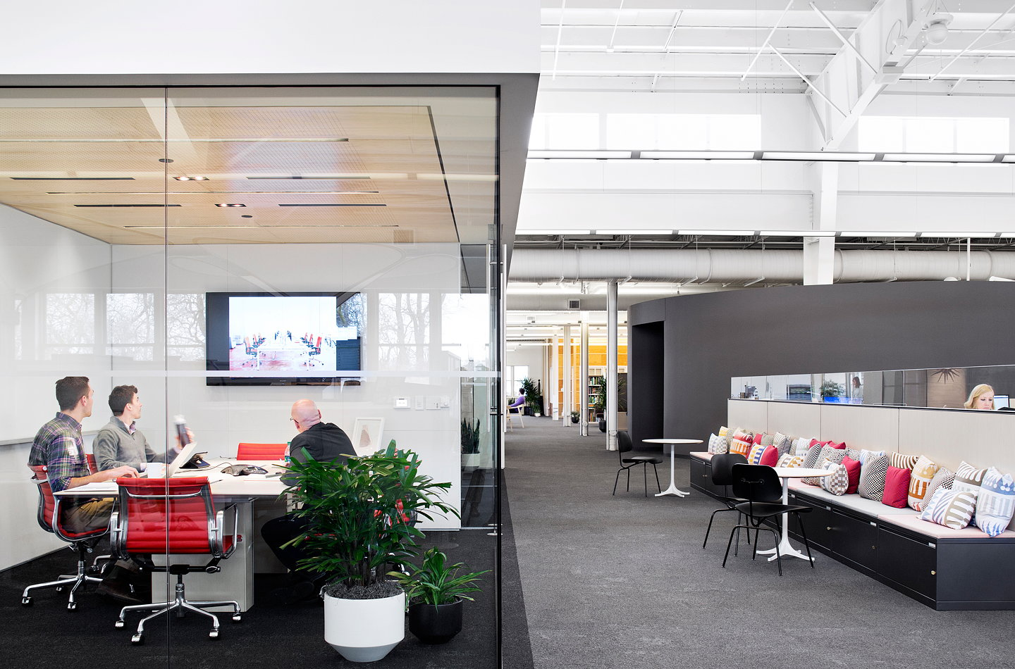 Herman Miller Living Office A Holistic Solution For The