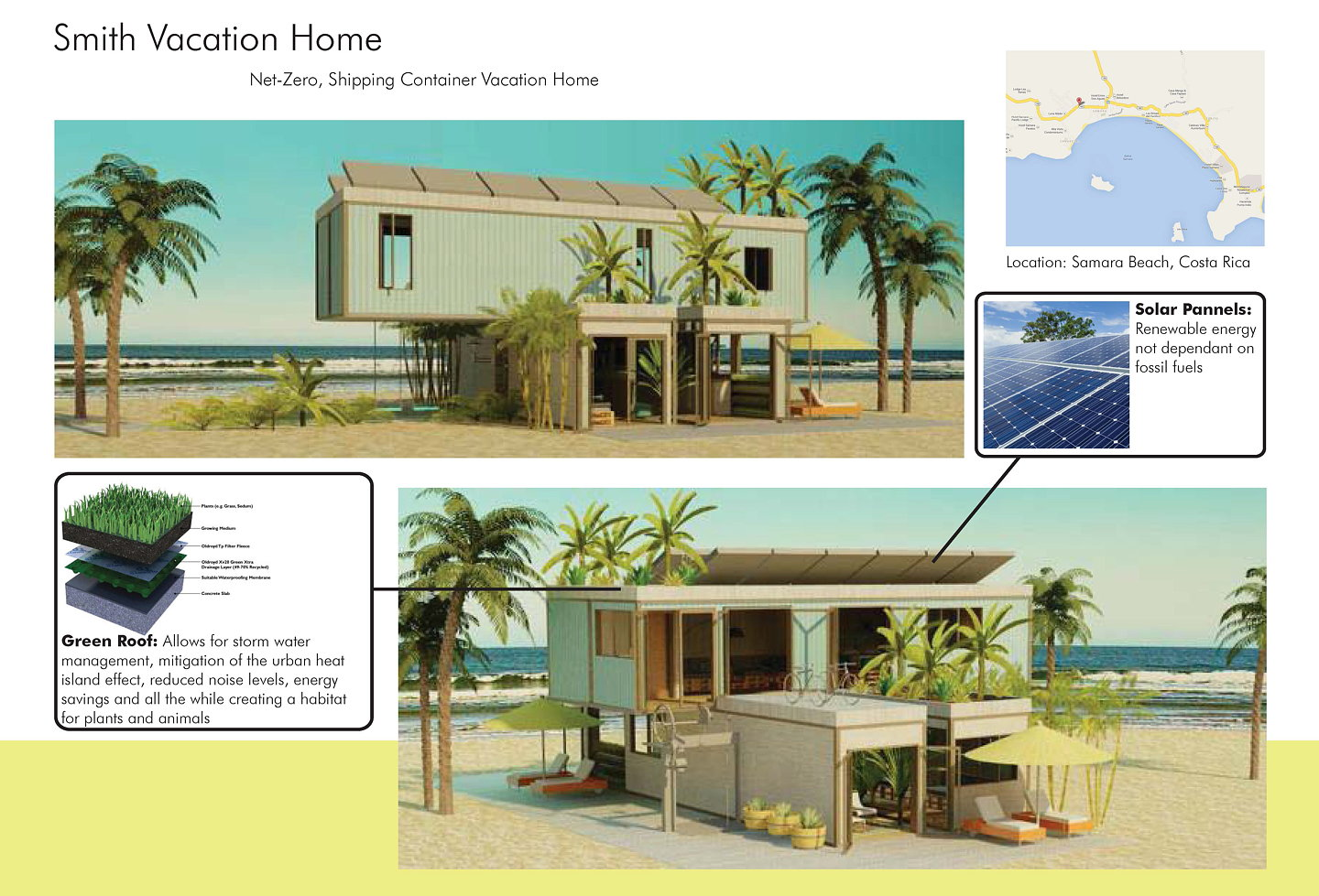 winners of 2013 iida student sustainable design competition shipping container vacation home