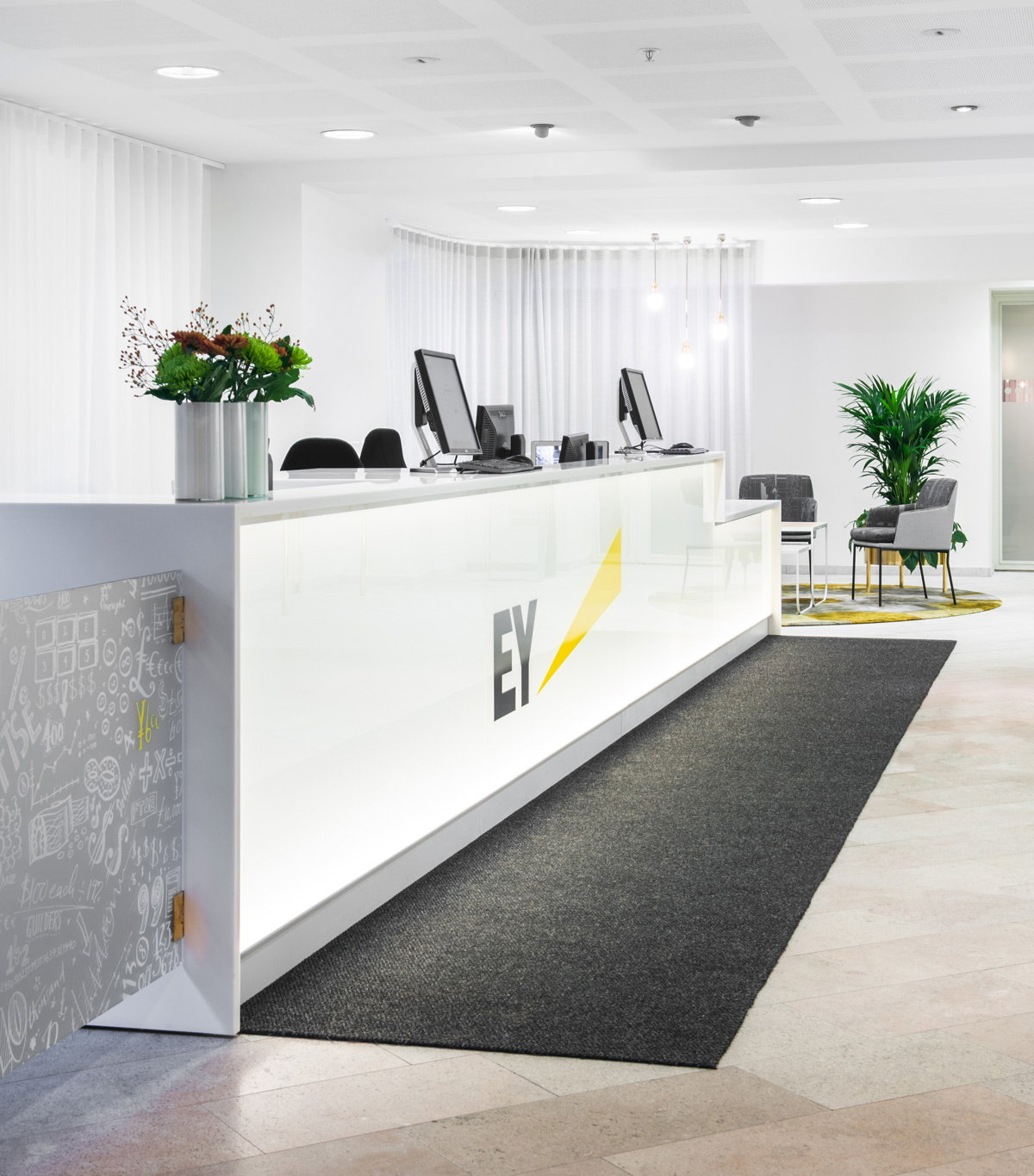 Ey Stockholm Office By Tengbom