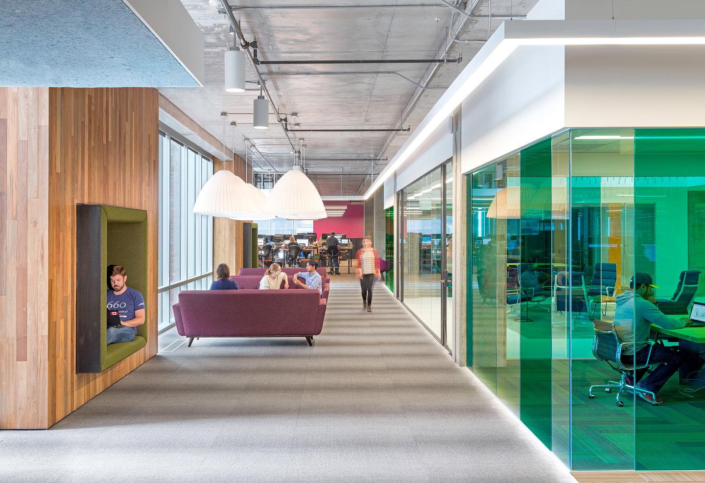 Cisco San Francisco Office by Studio OA