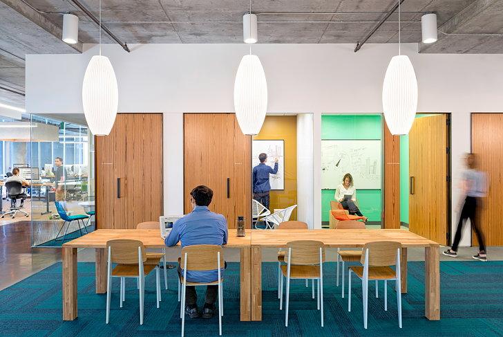 Cisco San Francisco Office By Studio O A
