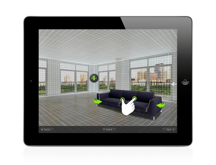 Autodesk releases homestyler mobile for Autodesk homestyler online