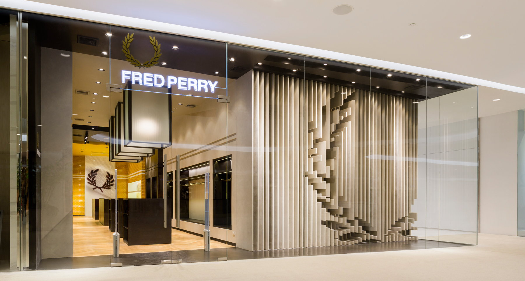 Fred Perry Bangkok