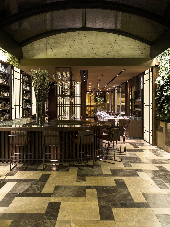 Autoban Designs Nopa Restaurant In Istanbul