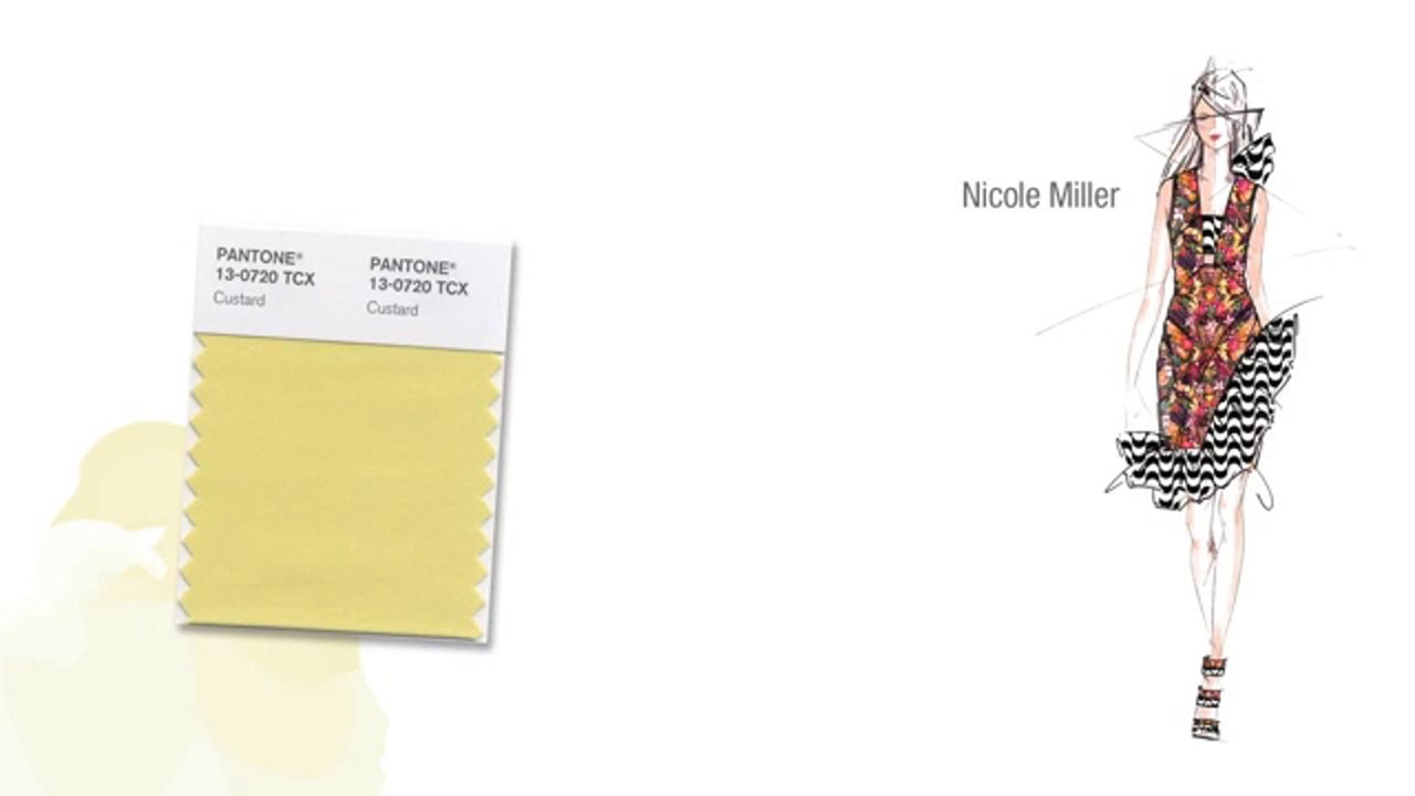 Pantone fashion color report spring 2015 for Agenda pantone 2018