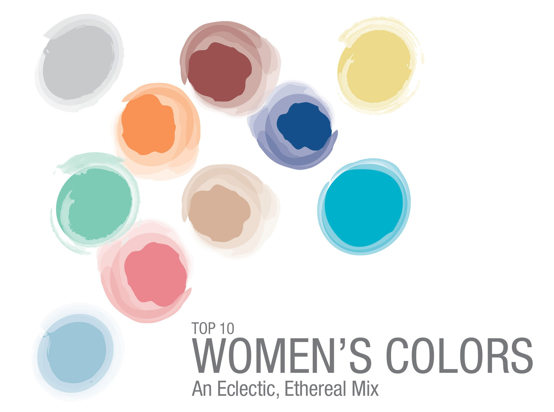 Pantone Fashion Color Report Spring 2015 Womens Colors