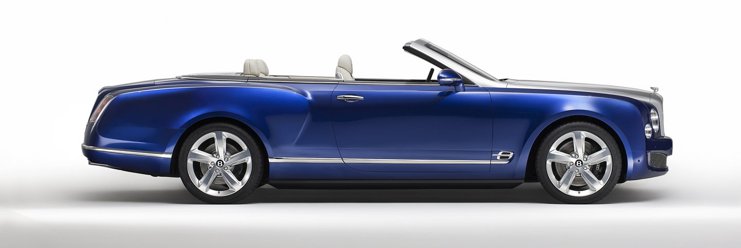 Bentley Grand Convertible