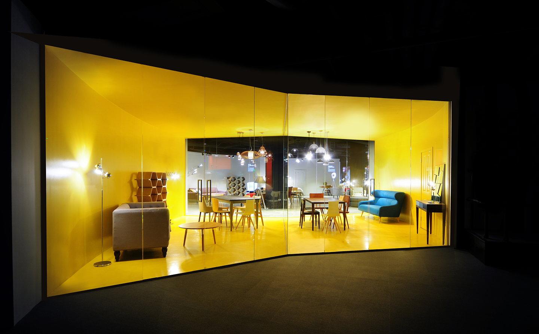 Bureau de change designs flagship in soho - Bureau de change design ...