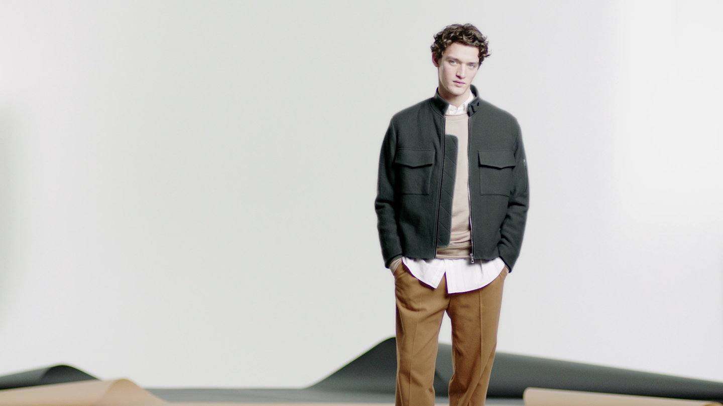 H&M Lookbook Autumn/Winter Men 2015