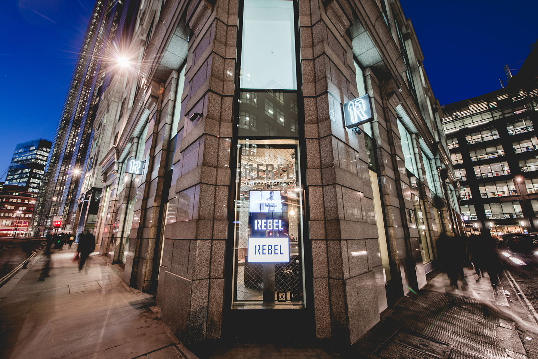 fb65aee4bda7 Sheridan Co Creates Retail Strategy and Visual Merchandising for 1Rebel