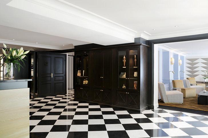 Emma Donnersberg Interiors And Michel Amar Complete Design