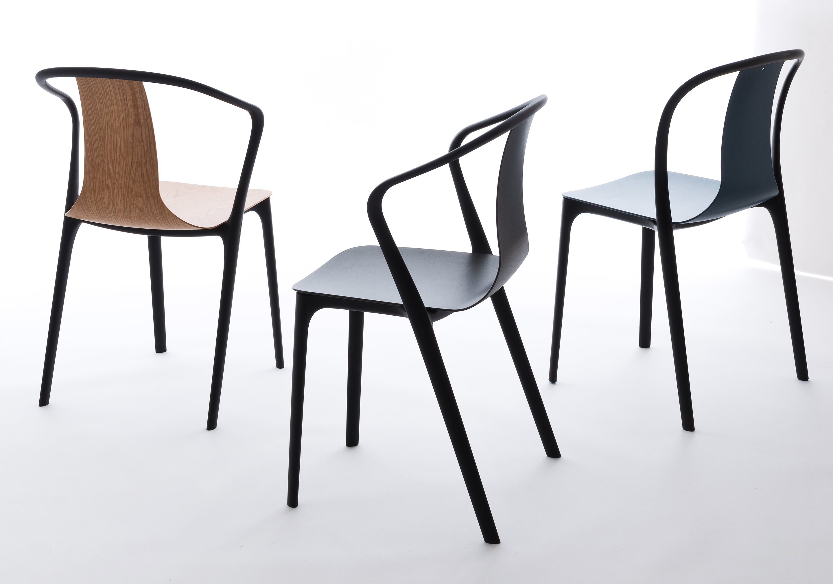 Collection Erwan Ronanamp; By For Vitra Belleville Bouroullec OX0nwPN8k
