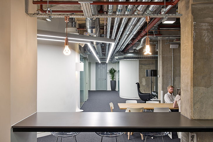 Align Converts Brandopus Hq Into Home From Home Office Space