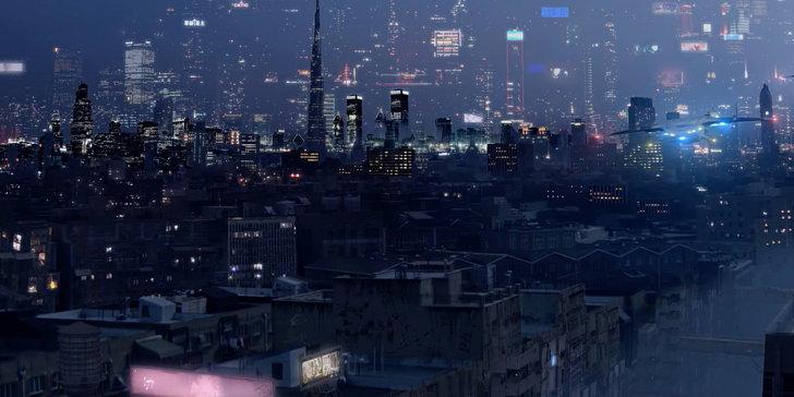 New York City 2050 By Arvind Palep