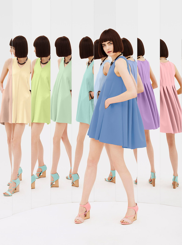 Pantone Color on Color Campaign