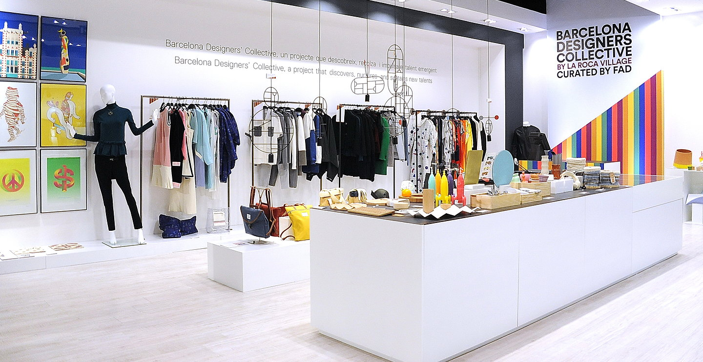 Barcelona Designers Collective Popup Boutique 02