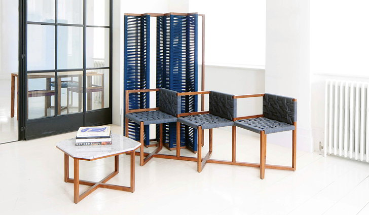 bureau de change architects launches furniture collection. Black Bedroom Furniture Sets. Home Design Ideas