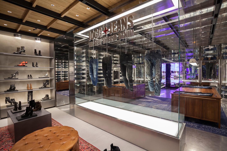 Diesel S New Retail Era Premieres On Madison Avenue