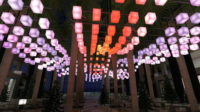 luminaries spectacular lighting display. Luminaries 02 · 03 04 Spectacular Lighting Display