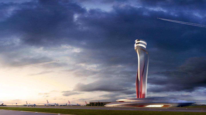 Le nouvel aéroport d'Istanbul