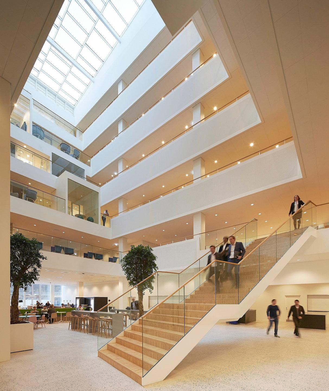 New Microsoft Building In Denmark By Henning Larsen Architects