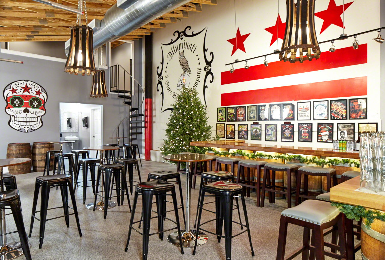 3 Stars Brewery Taps 3877 For New Project