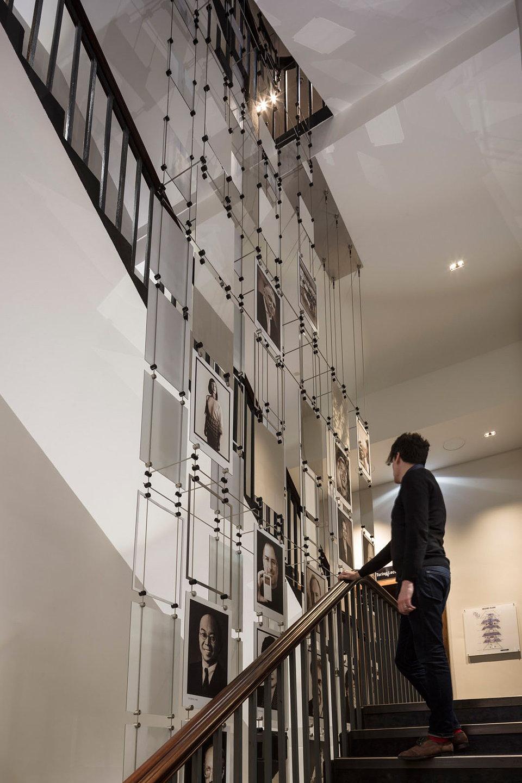 met studio creates iconic installations  iet hq  london