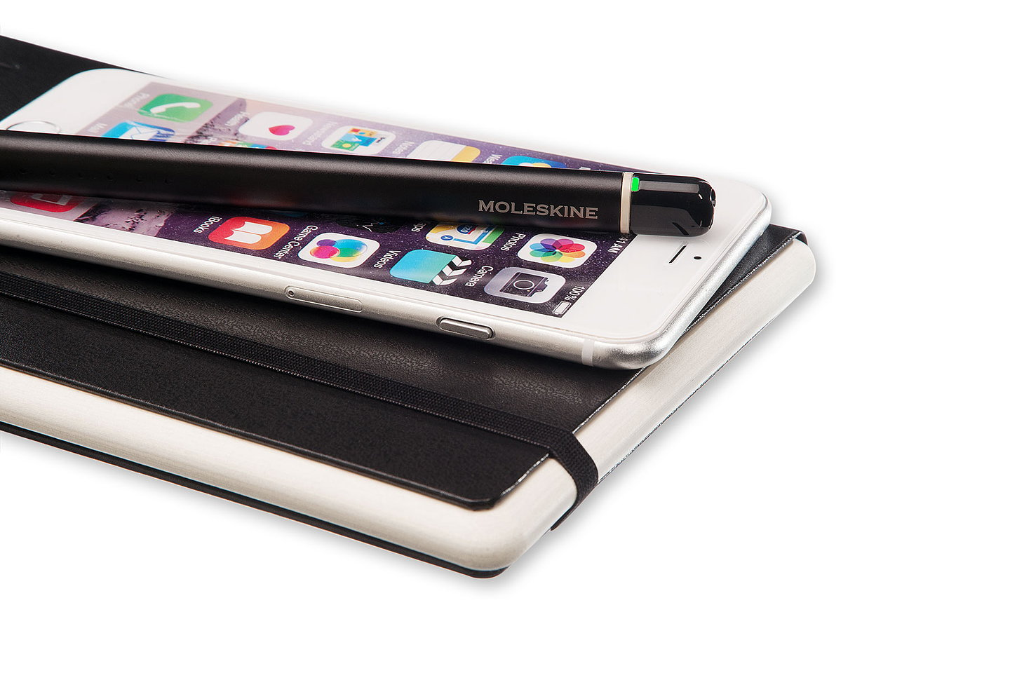 Come funziona Pen+ Ellipse, la penna digitale Moleskine