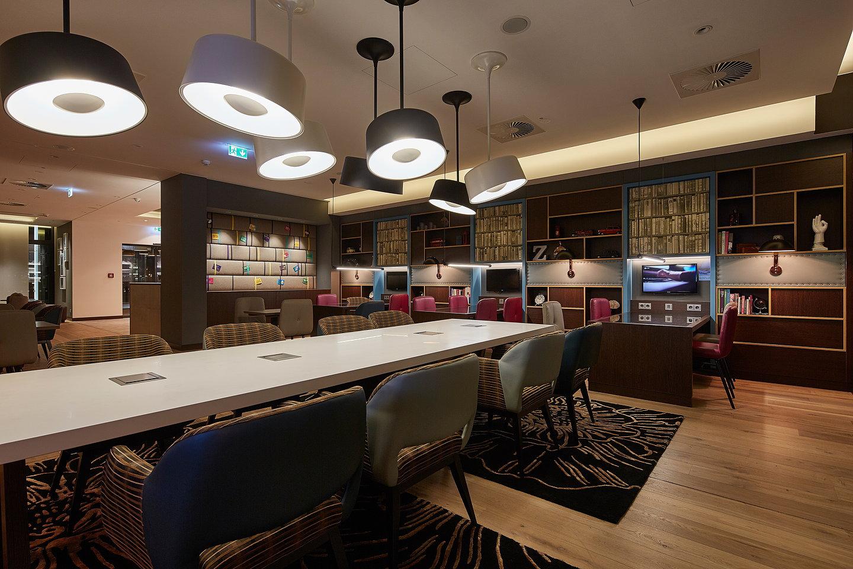 Joi design creates interiors for premier inn 39 s first for Frankfurt design hotels