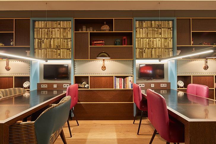 Joi Design Creates Interiors For Premier Inn S First