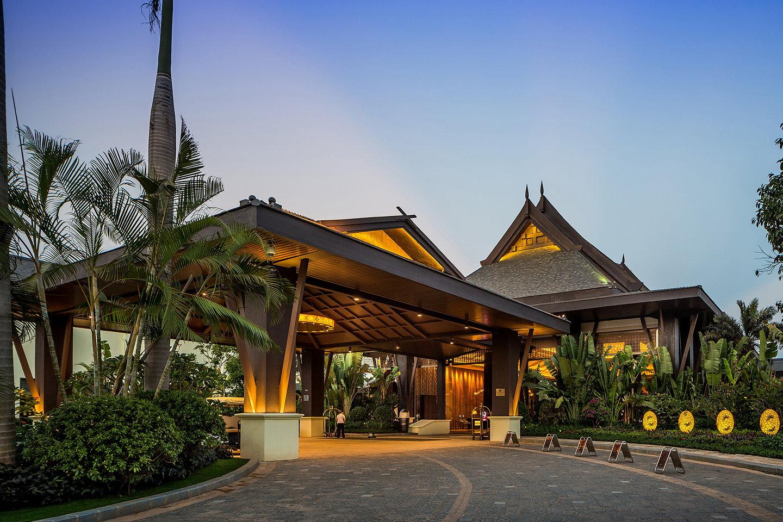 Hilton doubletree resort yunnan by oad