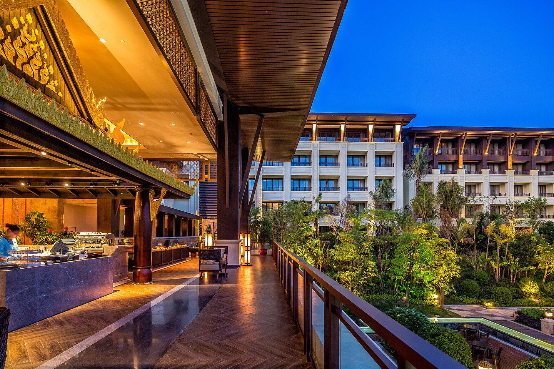Hilton doubletree resort yunnan by oad 02